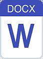 icone docx